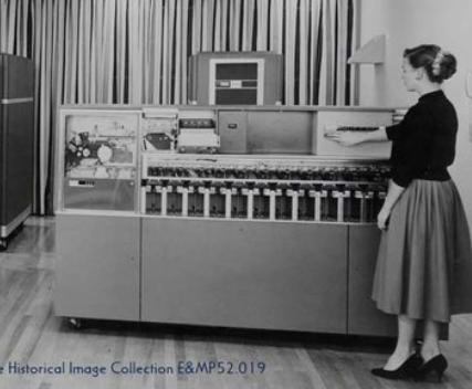 IBM 1419